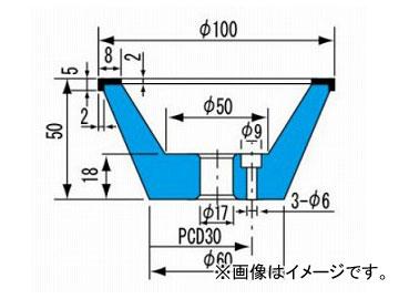 柳瀬/YANASE CBNホイール 飯田型 B-001