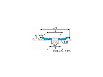 柳瀬/YANASE CBNホイール 関東理化型 B-007