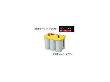 オプティマ/OPTIMA カーバッテリー イエロートップ 23060017 Yellow Top 80B24L