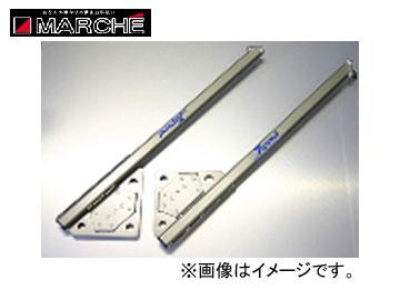 マルシェ/MARCHE ストラットサイドタワーバー メンバー筋金くん インプレッサ GRB
