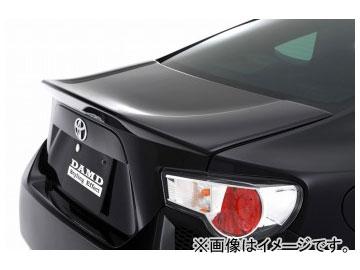 ダムド Styling Effect LFT86 トランクスポイラー 未塗装品素地 トヨタ 86 ZN6 2012年~