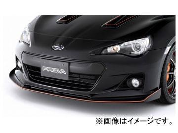 ダムド PROVA BLACK EDITION フロントアンダーリップ for BRZ 未塗装品素地 スバル BRZ DBA-ZC6 2012年03月~