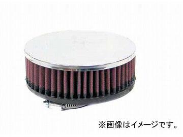 2輪 K&N ラウンドストレート/クローム 品番:RC-2400 JAN:4520616222758