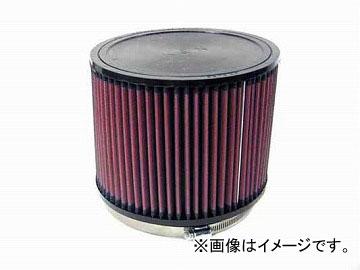 2輪 K&N ラウンドストレート/ラバー 品番:RU-3060 JAN:4520616223649