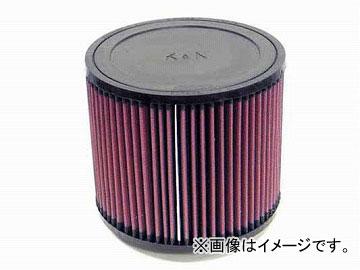 2輪 K&N ラウンドストレートラバー 品番:RU-9004 JAN:4520616223588