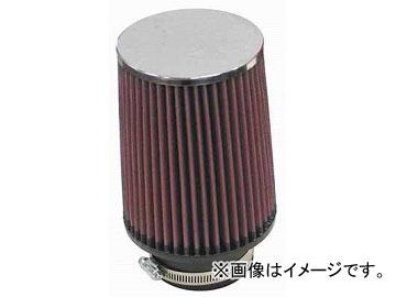 2輪 K&N ラウンドテーパー/クローム 品番:RF-1030 JAN:4547424456298