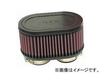 2輪 K&N デュアルフランジオーバル/ラバー 品番:R-0990 JAN:4520616222123