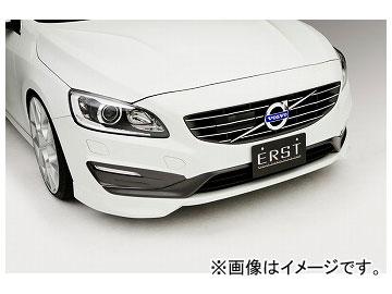 エアスト フロントリップスポイラー(センターフラップレス) ボルボ S60(FB) 2014年~