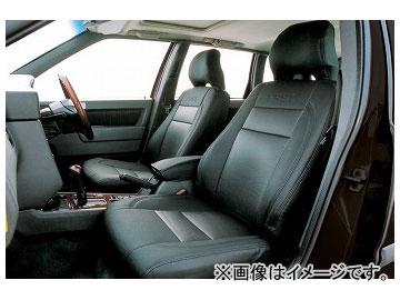 エアスト スタイリッシュシートカバー ブラック ボルボ 850/V70 8B