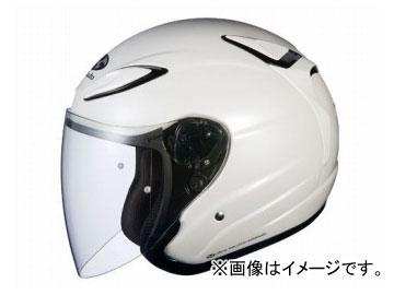 2輪 オージーケーカブト ヘルメット アヴァンド-2 パールホワイト