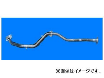 HST/辻鐵工所 エキゾーストパイプ 品番:055-121EXP ダイハツ ムーヴ L610S 1995年08月~1998年09月 JAN:4527711014226