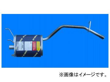 HST/辻鐵工所 補修用マフラー 品番:055-123 ダイハツ ハイゼット トラック S110C.S110P.S110CT(除EFI) 1995年01月~1996年12月 JAN:4527711551073