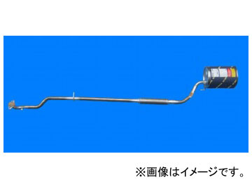 HST/辻鐵工所 マフラー 品番:055-159 ダイハツ ネイキッド L760S(4WD) 2001年06月~2003年12月 JAN:4527711551332