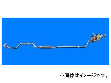 HST/辻鐵工所 マフラー 品番:055-161 ダイハツ タント L360S(4WD) 2003年11月~2007年12月 JAN:4527711551387