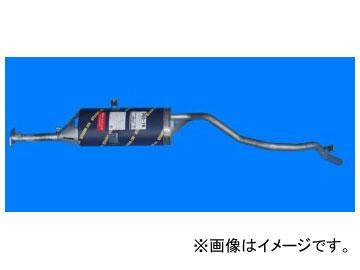 HST/辻鐵工所 マフラー 品番:065-76 ミツビシ ミニキャブ トラック U61T(2WD)/U62T(4WD) 1998年11月~2001年11月 JAN:4527711650745