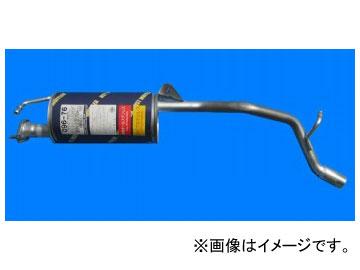 HST/辻鐵工所 マフラー 品番:096-76 スズキ セルボ CN21S.CN22S.CP21S.CP22S 1990年07月~1998年10月 JAN:4527711960738