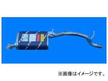 HST/辻鐵工所 マフラー 品番:096-100 マツダ AZワゴン MJ21S 2003年09月~2004年12月 JAN:4527711961018