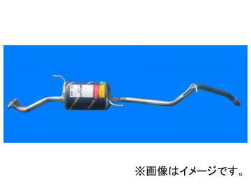 HST/辻鐵工所 マフラー 品番:096-106 スズキ エブリィ ワゴン DA64W 2005年08月~ JAN:4527711961001