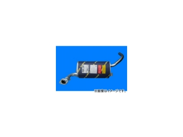 HST/辻鐵工所 マフラー 品番:096-65 スズキ エブリィ バン DE51V.DF51V(除ターボ) 1991年09月~1999年01月 JAN:4527711960653
