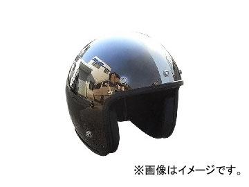 2輪 72JAM JET HELMET ジェットヘルメット JAM CUSTOM PAINTING JCP CHROMES CLASSICAL STAR JCP-11 JAN:4562286790359
