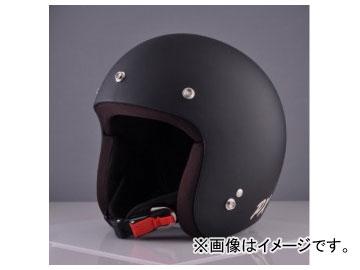 2輪 72JAM JET HELMET ジェットヘルメット MOONDOGS HELMET Matt Cool Black IK-02