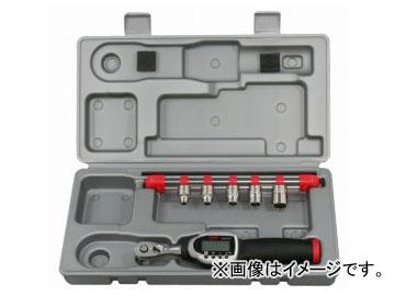 KTC 9.5sq.ソケットレンチセット デジラチェモデル TB306WG3