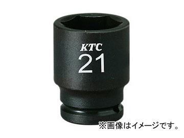 KTC 9.5sq.インパクトレンチ用ソケット 激安 セミディープ薄肉 本物◆ BP3M-19T