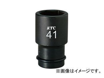 KTC 25.4sq.インパクトレンチ用ソケット(ディープ薄肉) ピン・リング付 BP8L-55TP
