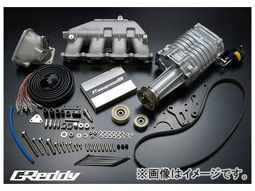 トラスト GReddy スーパーチャージャー 11591510 プログラム済 スズキ スイフト ZC21S M15A 2004年11月~2007年05月