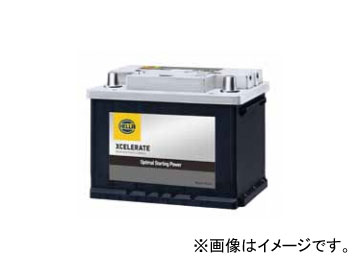 G&Yu HELLA/ヘラー カーバッテリー 欧州車用 60044