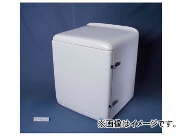 2輪 JMS トールBOX(B-9) 棚板2枚付 白 品番:JC-2ST-B9-W ホンダ キャノピー 2st