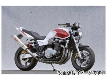 2輪 ヤマモトレーシング spec-A マフラー TI4-2-1 UP-TYPE チタン 品番:11306-21TTR ホンダ CB1300SF 2008年~