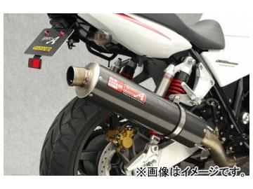 2輪 ヤマモトレーシング spec-A マフラー TI4-1 カーボン 品番:11306-11TCB ホンダ CB1300SF 2008年~