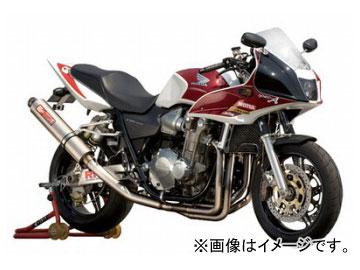 2輪 ヤマモトレーシング spec-A マフラー TI4-1 UP-TYPE チタン 品番:11304-11UTB ホンダ CB1300SF 2003年~2007年