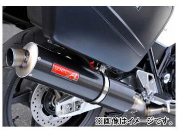 2輪 ヤマモトレーシング spec-A マフラー TI4-1 カーボン 品番:11309-11TCB ホンダ CB1300ST 2010年~