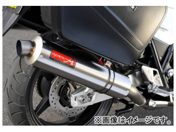 2輪 ヤマモトレーシング spec-A マフラー SLIP-ON II.Ver チタン 品番:11309-01NT2 ホンダ CB1300ST 2010年~
