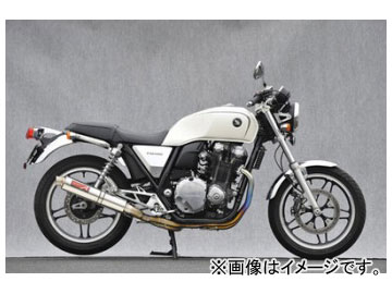2輪 ヤマモトレーシング spec-A マフラー TI4-2-1 チタン 品番:11103-21TTR ホンダ CB1100