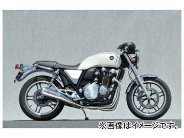 2輪 ヤマモトレーシング spec-A マフラー SUS4-1-2 メガホン 品番:11103-82MSN ホンダ CB1100