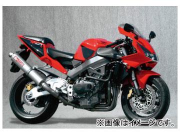 2輪 ヤマモトレーシング spec-A マフラー TI4-2-1 UP-TYPE チタン 品番:10904-21TTB ホンダ CBR954RR