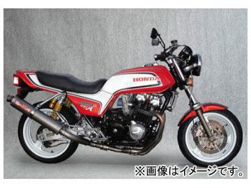 2輪 ヤマモトレーシング spec-A マフラー TI4-2-1 チタン 品番:10751-21TTB ホンダ CB750F