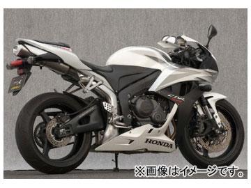 2輪 ヤマモトレーシング spec-A マフラー SUS SLIP-ON チタン 品番:10608-01NTN ホンダ CBR600RR 2007年~2008年