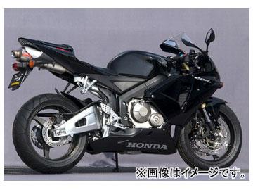 2輪 ヤマモトレーシング spec-A マフラー チタン SLIP-ON チタン 品番:10607-01NTB ホンダ CBR600RR 2005年~2006年