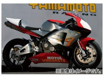2輪 ヤマモトレーシング spec-A マフラー TI4-2-1 チタン 品番:10605-21TTR ホンダ CBR600RR 2003年~2004年