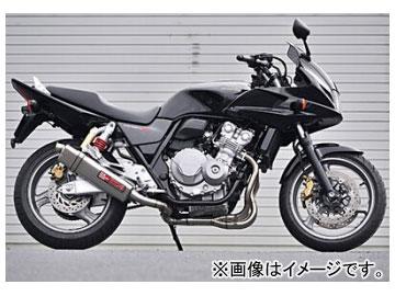 2輪 ヤマモトレーシング spec-A マフラー SUS4-2-1 TYPE-S 品番:10413-21SSC ホンダ CB400SF Revo 2008年~