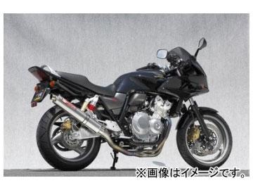 2輪 ヤマモトレーシング spec-A マフラー TI4-1 チタン 品番:10412-11TTB ホンダ CB400SF Revo 2008年~