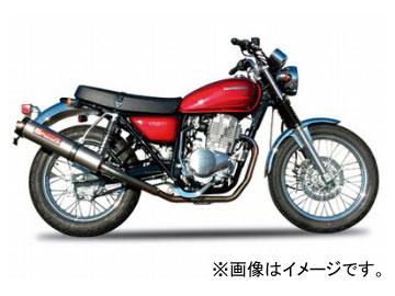 2輪 ヤマモトレーシング spec-A マフラー SUS2-1 DOWN チタン 品番:10411-61DTB ホンダ CB400SS
