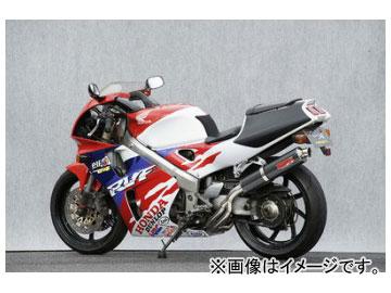 2輪 ヤマモトレーシング spec-A マフラー SUS4-2-1 カーボン 品番:10409-21SCB ホンダ NC-35