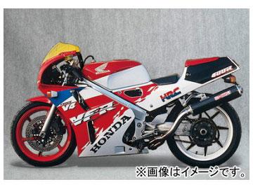 2輪 ヤマモトレーシング spec-A マフラー SUS4-2-1 カーボン 品番:10407-21SCB ホンダ NC-30