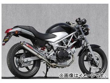 2輪 ヤマモトレーシング spec-A マフラー SUS2-1 チタン 品番:10260-61STR ホンダ VTR250 FI 2009年~