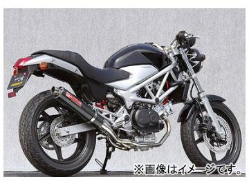 2輪 ヤマモトレーシング spec-A マフラー SUS2-1 カーボン 品番:10260-61SCC ホンダ VTR250 FI 2009年~